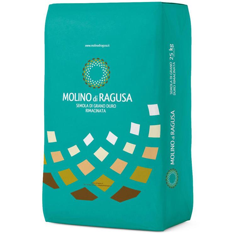 Molino di Ragusa semola di grano duro tipo Italia